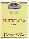 Thru the Bible Volume, 9 (eBook): The Law (Deuteronomy)